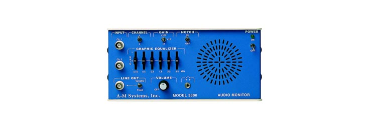 other: Audio Monitor A-M Systems 3300