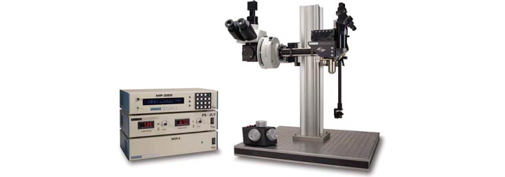 Microscope: Sutter Instrument MOM