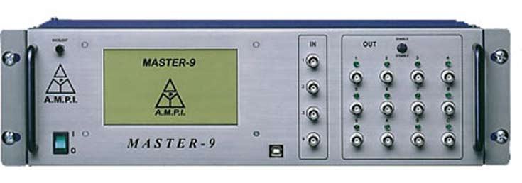 Stimulator: A-M Systems Master 9