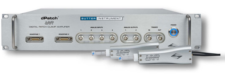 Amplifiers: Sutter Instrument dPatch