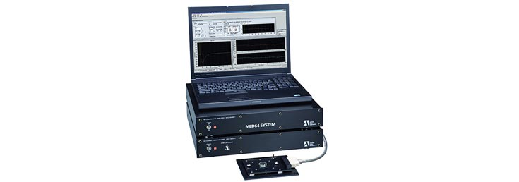 Multielectrode Recording: alphaMED med64 basic