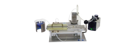 Minitube  SFS  Semiautomatic Filling and Sealing Machine for Straws