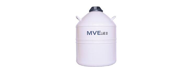 Minitube  MVE LAB 30  Liquid nitrogen storage container, 32 l