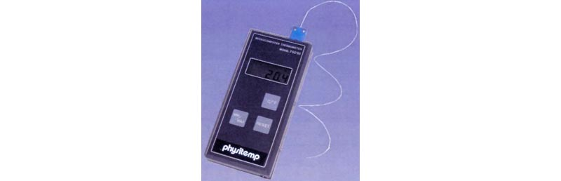 physitemp BAT-7001H  Multipurpose Thermometer