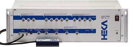 HEKA EPC10 Patch Clamp amplifier