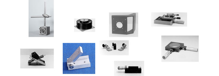 Components of Patch Clamp Tower System  (Science Products)