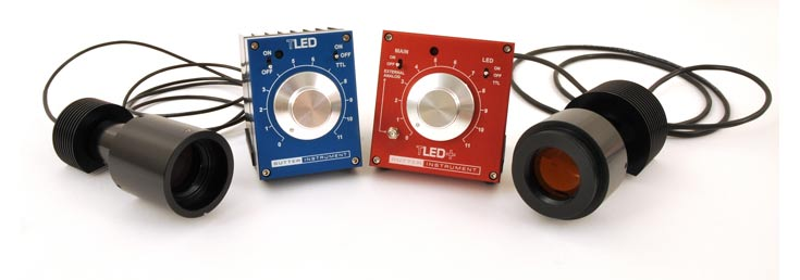 Sutter Instrument  Lambda TLED/TLED+   LED Transmitted Light Source