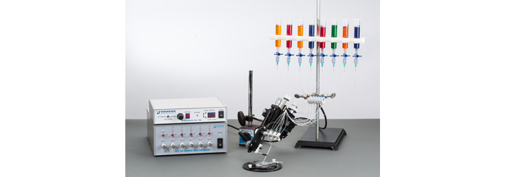 Warner  VC-77SP  Perfusion Fast-Step System