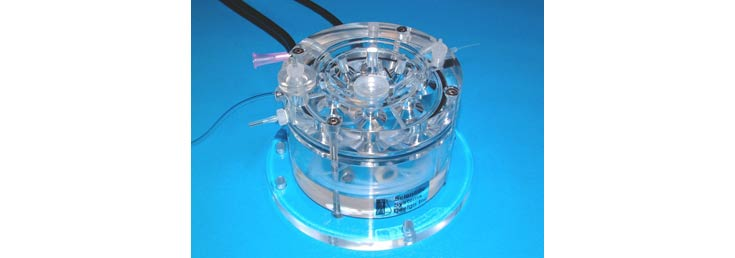 Scientific Systems Design - Brain Slice Chamber System 1