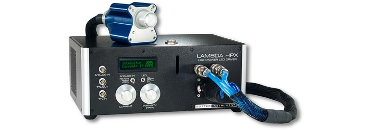 Sutter Instrument  Lambda HPX  High-output LED light source