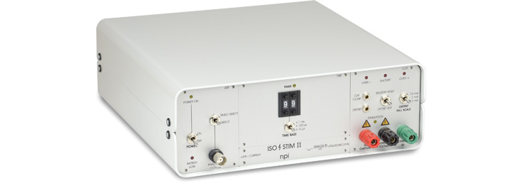 npi ISO-STIM-II  Isolated Stimulator