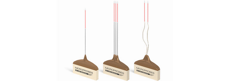 Linear Microelectrode Arrays (LMA) - MicroProbes